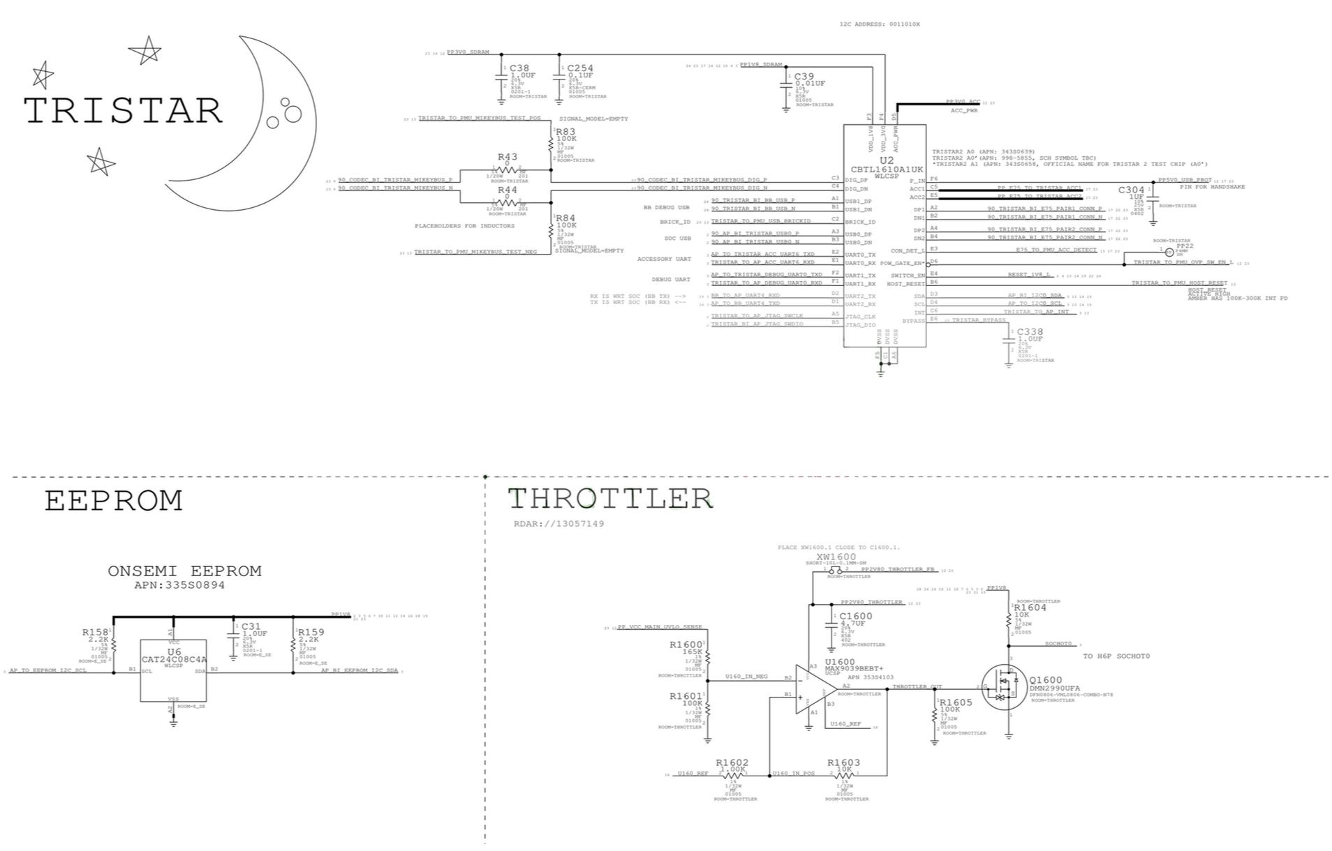 """""""Tristar"""", U2, A1610A1, iPhone 5S"""
